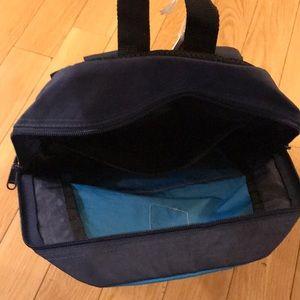 5d7f418412 Bit z Kids Accessories - NWT Bit z Kids School Backpack Blue Red Yellow